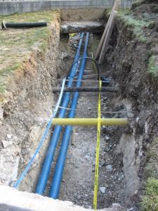 gradnja vodovoda